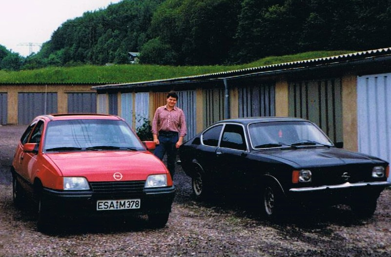 Kadett E 1.6i und Kadett C Coupe 1.2S