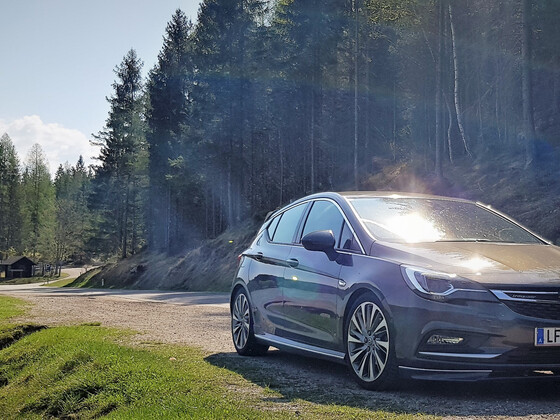 Opel Astra K Zierleiste Seitenschweller