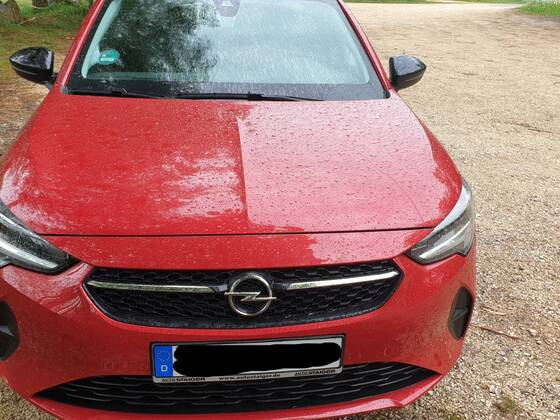 Opel Corsa F GS Line