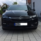 Astra K ST Innovation mit LED-Matrix-Licht