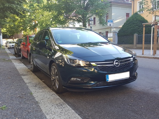 Opel Astra ST 1.6T