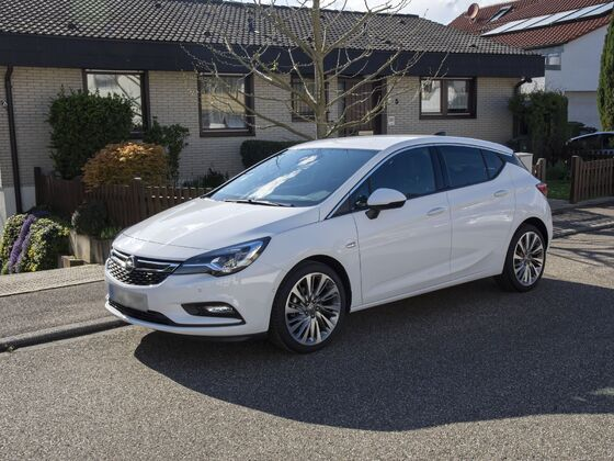 sleppek's Opel Astra K