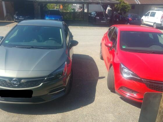 Astra K vs Astra K Facelift