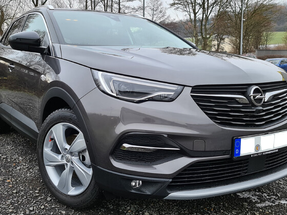 Opel Grandland X - er ist endlich da!