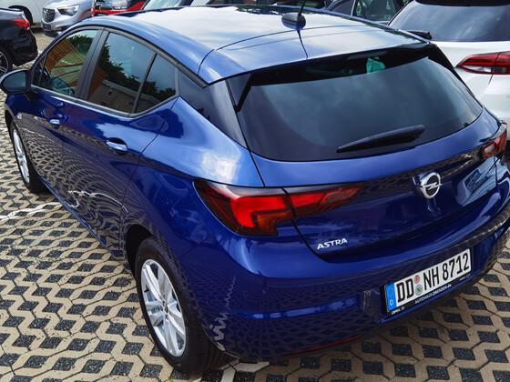 Opel Astra k 5-Türer