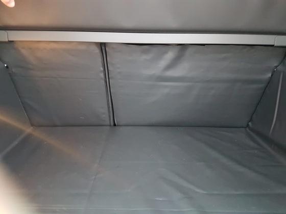 Selfmade Kofferraumschutz