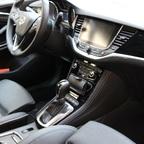 Astra K 1.4 Fahrersitz aus Sicht Beifahrer