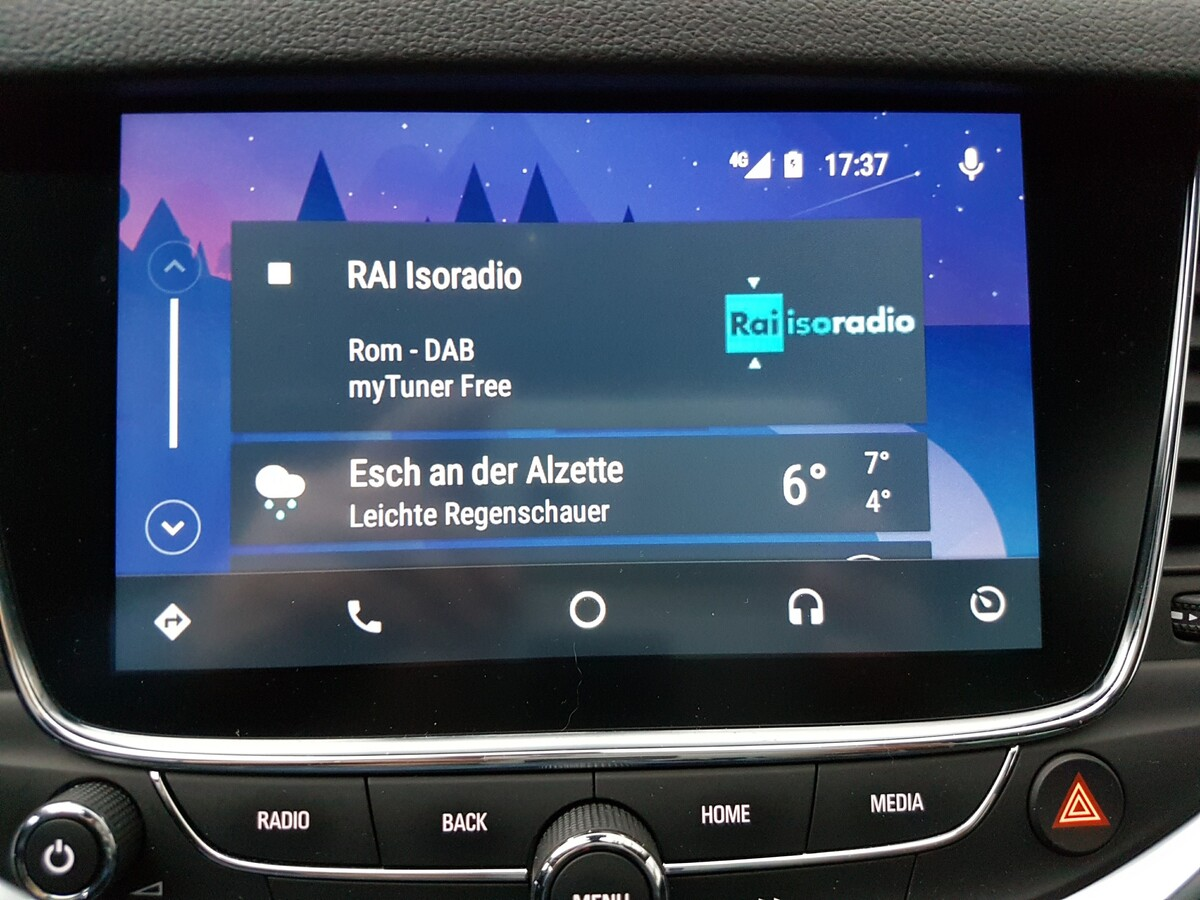 android auto galerie opel astra k forum. Black Bedroom Furniture Sets. Home Design Ideas