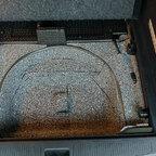 Gedämmter Kofferraum Unterboden