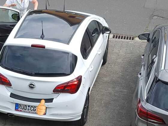 Nun simmer ne Opelfamilie, hahaha...