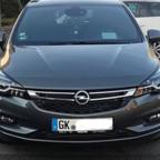 Zwergi's Astra K Automatik BJ 2019