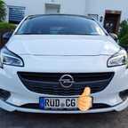 Weil wir vom Astra so begeistert sind, haben wir nun noch einen Opel Neuzugang