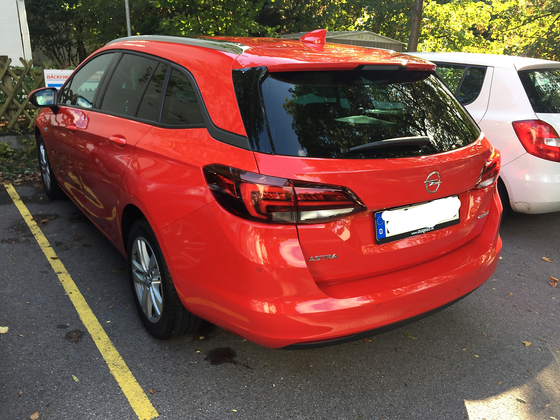 Astra K ST 1.0 Active
