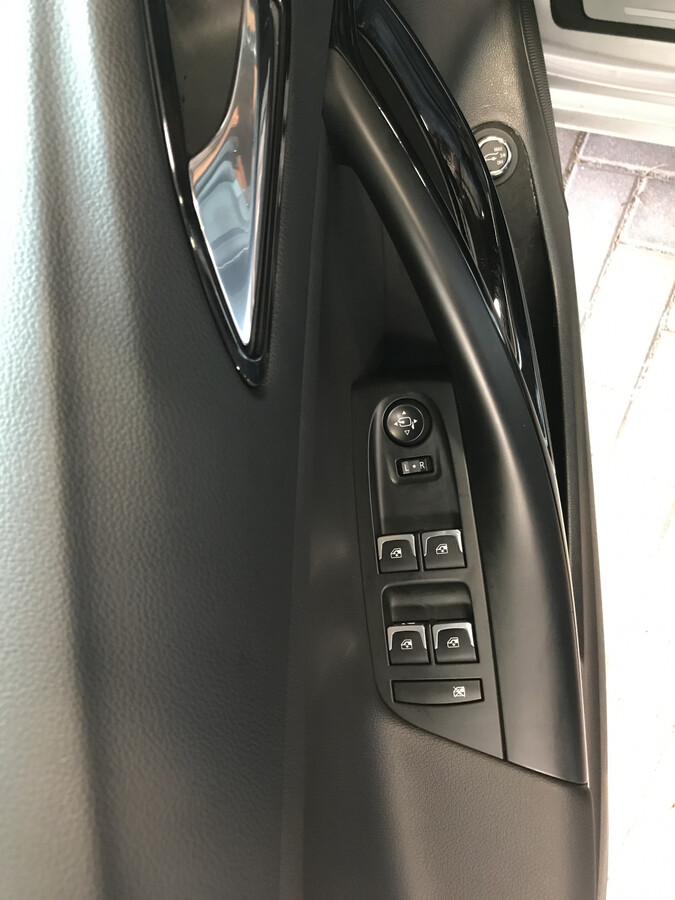 Umbau Schalter Fensterheber