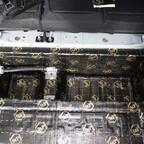 Batteriefach gedämmt